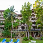 корпус отеля Maritime Park & SPA Hotel