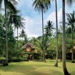 территория отеля Rayavadee