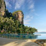пляж отеля Rayavadee