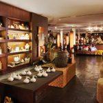 ресторан отеля Rayavadee