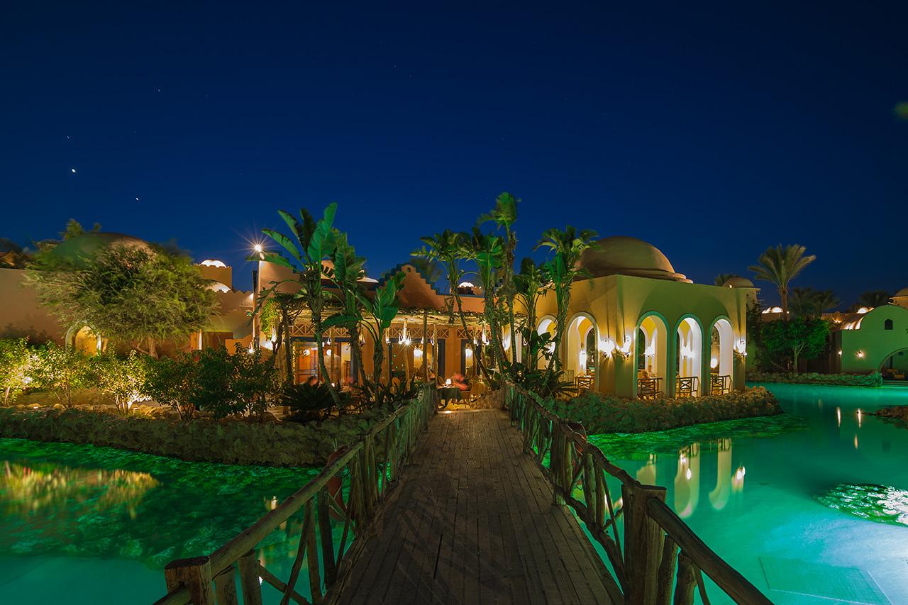 территория отеля The Grand Makadi