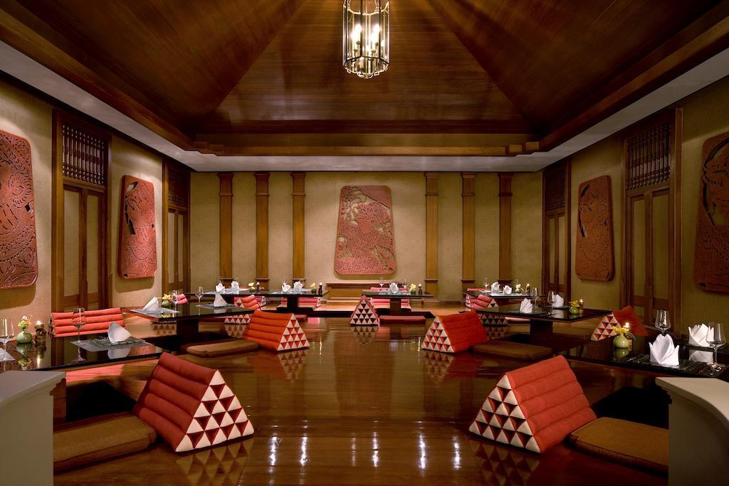 ресторан отеля JW Marriott Khao Lak