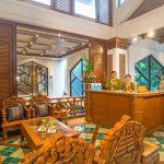ресторан отеля Maritime Park & SPA Hotel