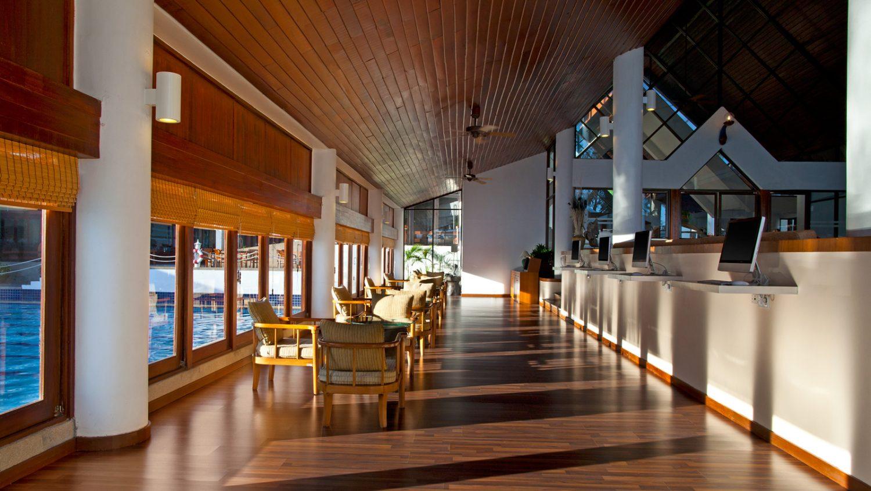 ресторан отеля Le Meridien Phuket Beach Resort
