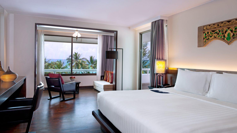 номер отеля Le Meridien Phuket Beach Resort