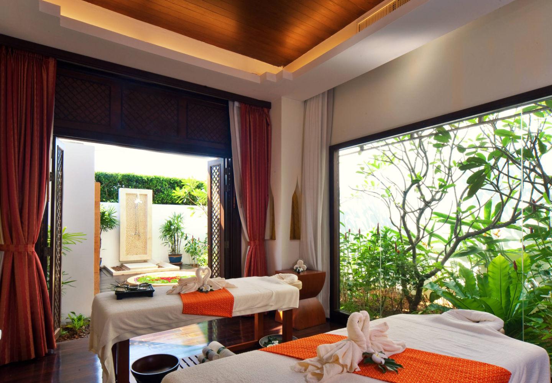 спа отеля JW Marriott Khao Lak