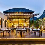 ресторан отеля Bhu Nga Thani Resort and Spa
