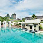 бассейн отеля Bhu Nga Thani Resort and Spa