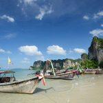 пляж отеля Bhu Nga Thani Resort and Spa