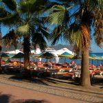 пляж отеля Palm Beach