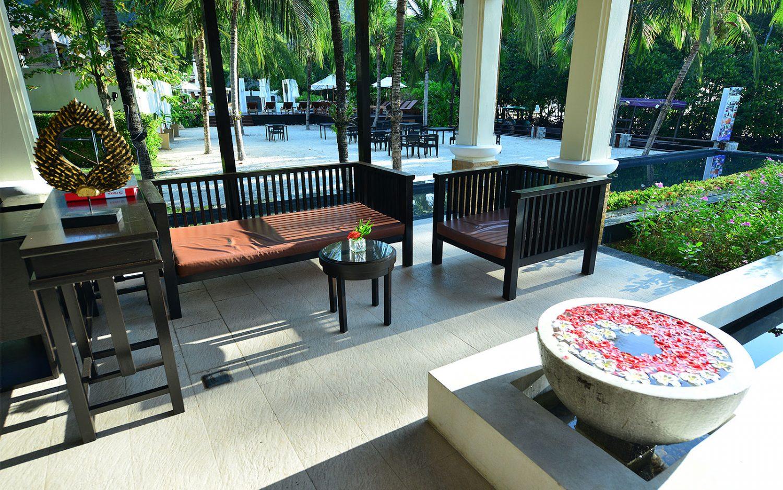 номер отеля Bhu Nga Thani Resort and Spa