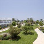 территория отеля Novotel Sharm el Sheikh (Palm)