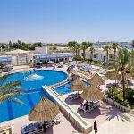 территория отеля Maritim Jolie Ville Resort & Casino