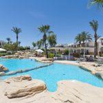 территория отеля Otium Hotel Amphoras Sharm