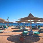 пляж отеля Domina Prestige Hotel & Resort
