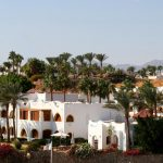 корпус отеля Domina Prestige Hotel & Resort