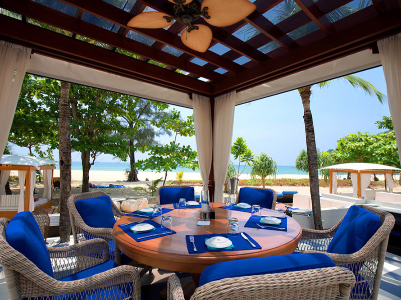 ресторан отеля Centara Grand Beach Resort Phuket