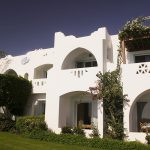 корпус отеля Domina Coral Bay Aquamarine Hotel & Resort
