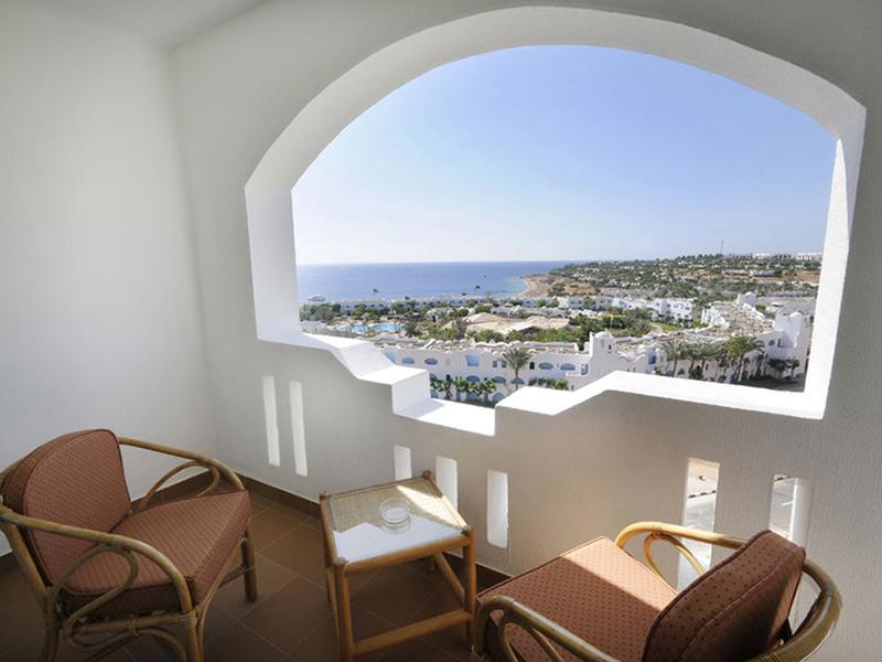 номер отеля Domina Coral Bay Oasis Hotel & Resort