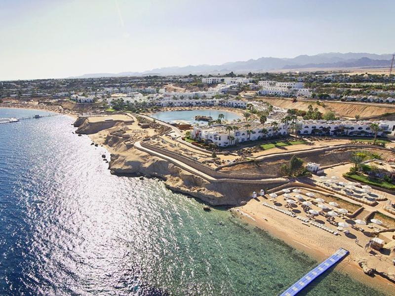 отель Domina Coral Bay Oasis Hotel & Resort