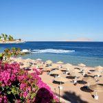 пляж отеля Domina Coral Bay Oasis Hotel & Resort