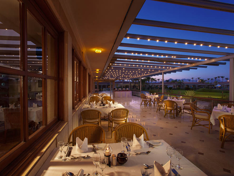 ресторан отеля Maritim Jolie Ville Golf & Resort
