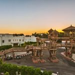 территория отеля Maritim Jolie Ville Golf & Resort
