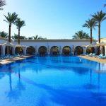 бассейн отеля Novotel Sharm el Sheikh (Palm)