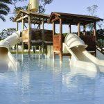 водные горки отеля Novotel Sharm el Sheikh (Palm)