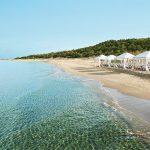пляж отеля Grecotel Olympia Riviera & Aqua Park