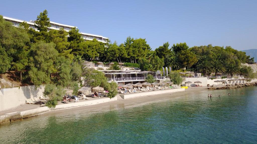 территория отеля King Saron