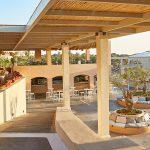 территория отеля Grecotel Olympia Oasis & Aqua Park