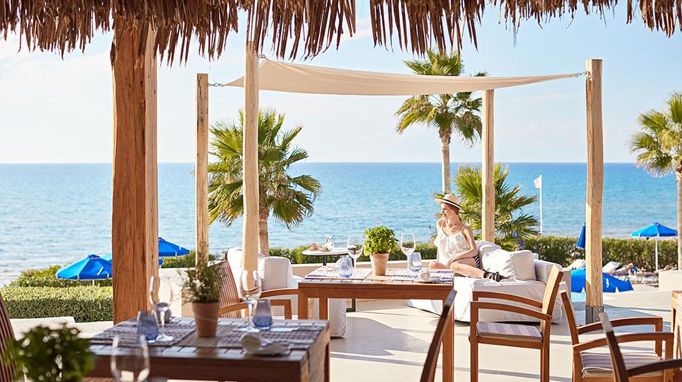 лобби отеля Grecotel Olympia Riviera & Aqua Park