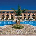 территория отеля Aldemar Olympian Royal & Village