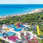 аква парк отеля Grecotel Olympia Oasis & Aqua Park