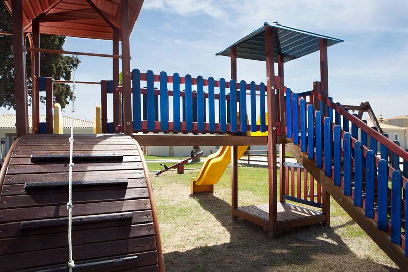 детская площадка отеля Olympia Golden Beach