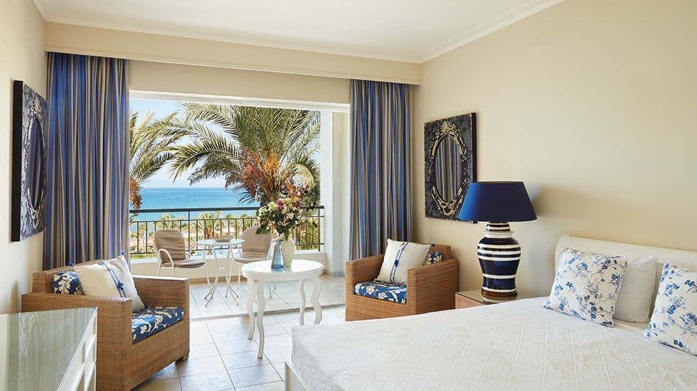 номер отеля Grecotel Olympia Riviera & Aqua Park