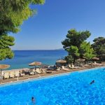 бассейн отеля King Saron