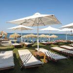 пляж отеля Eden Beach Resort