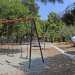 детская площадка отеля King Saron