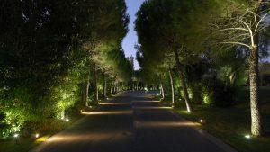территория отеля Grand Resort Lagonissi