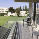 балкон номера отеля Robinson Club Kyllini Beach