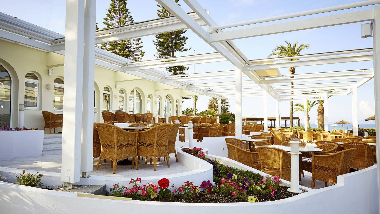 лобби отеля Robinson Club Kyllini Beach