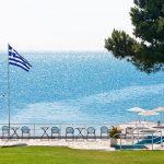 территория отеля Kalamaki Beach