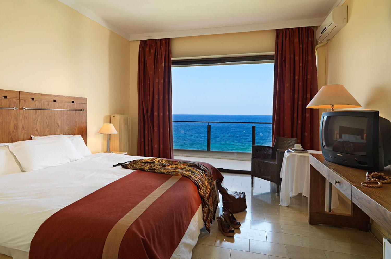 номер отеля Kalamaki Beach