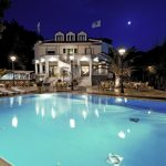 территория отеля Poseidon