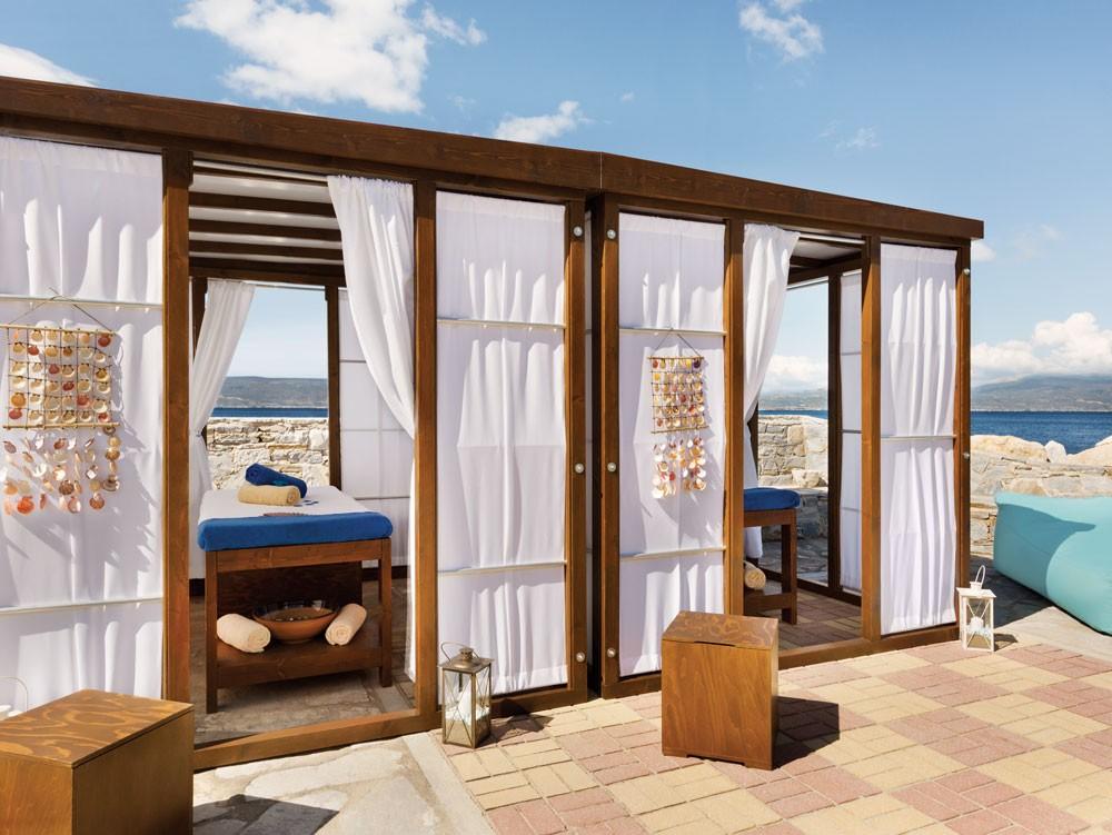 спа отеля Wyndham Loutraki Poseidon Resort