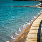 пляж отеля Niforeika Beach Hotel & Bungalows