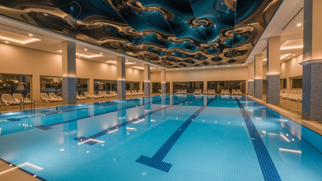 бассейн отеля Haydarpasha Palace Hotel
