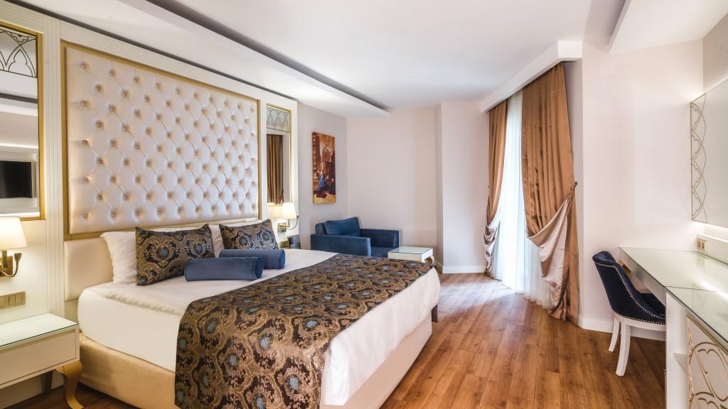 номер отеля Haydarpasha Palace Hotel